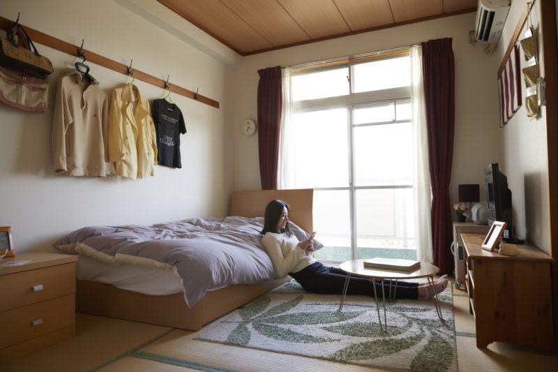 thuê nhà tại Nhật