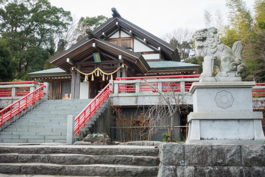 jingi shrine in shizuoka