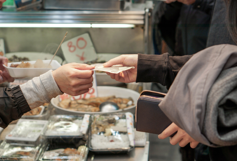 Paying for Food