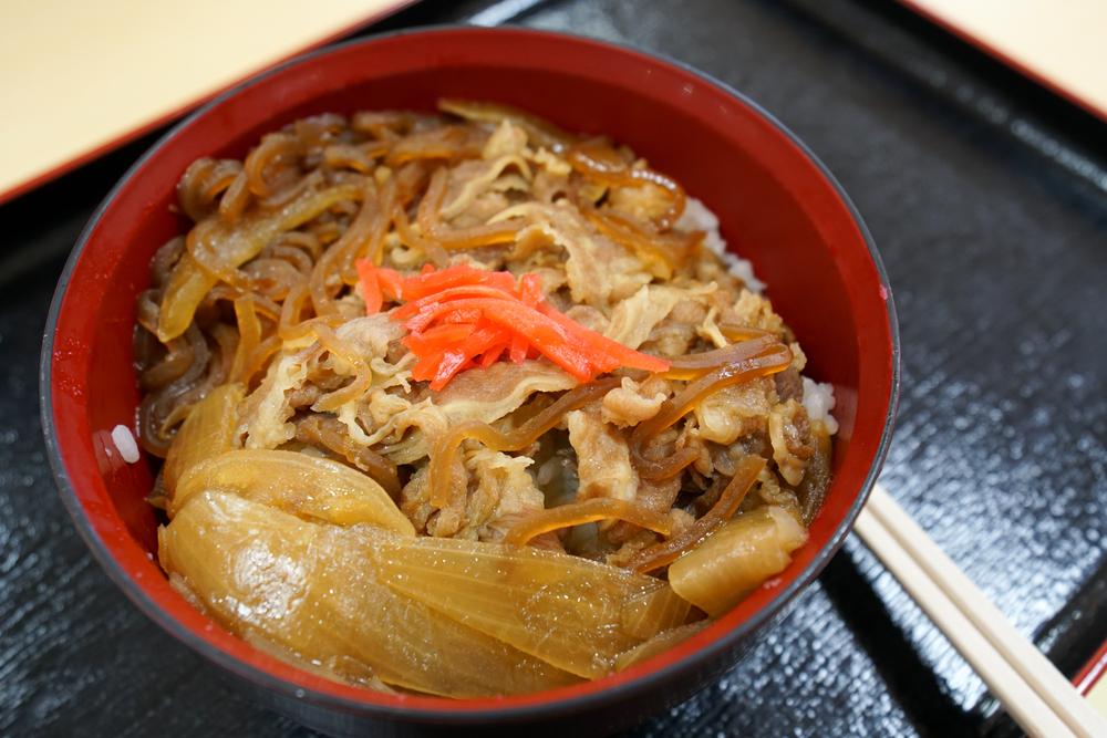 yoshinoya bowl