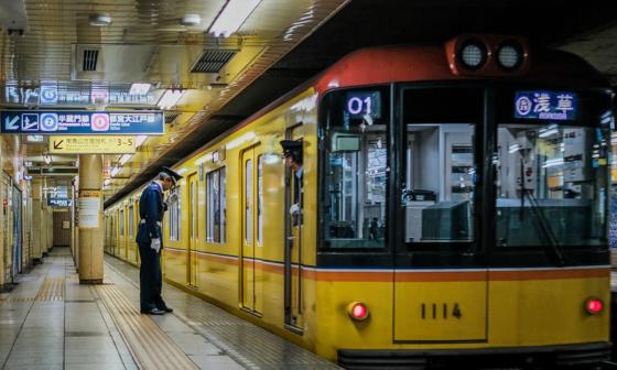 tuyến Ginza
