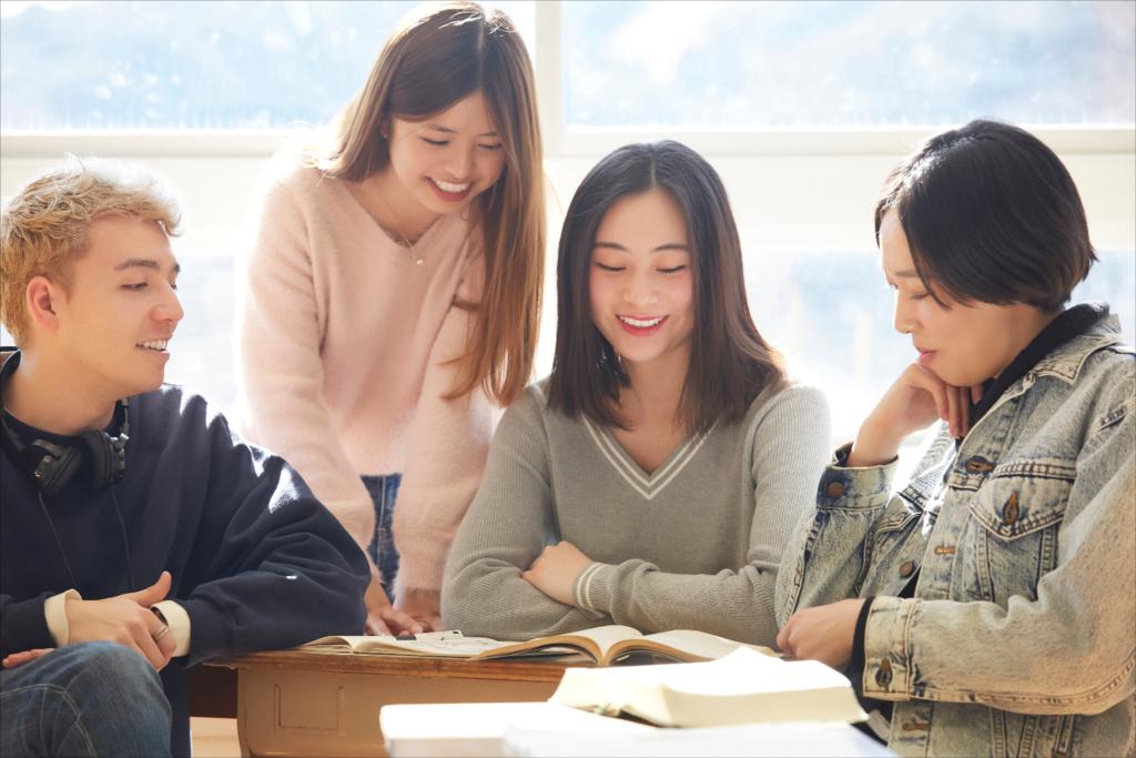 นักเรียนต่างชาติ