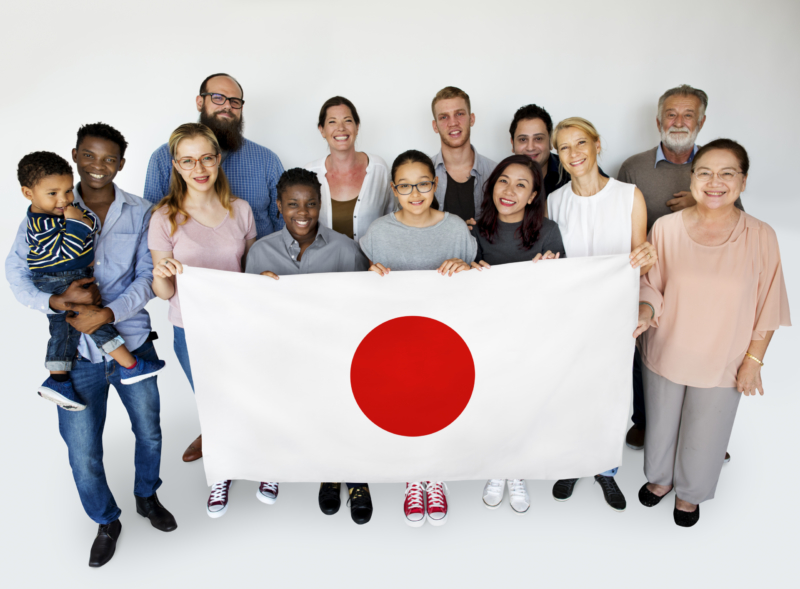 Japan International Community
