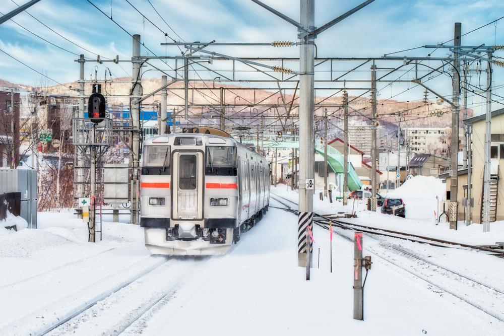 JR Hokkaido Free Pass Train Travel Pass