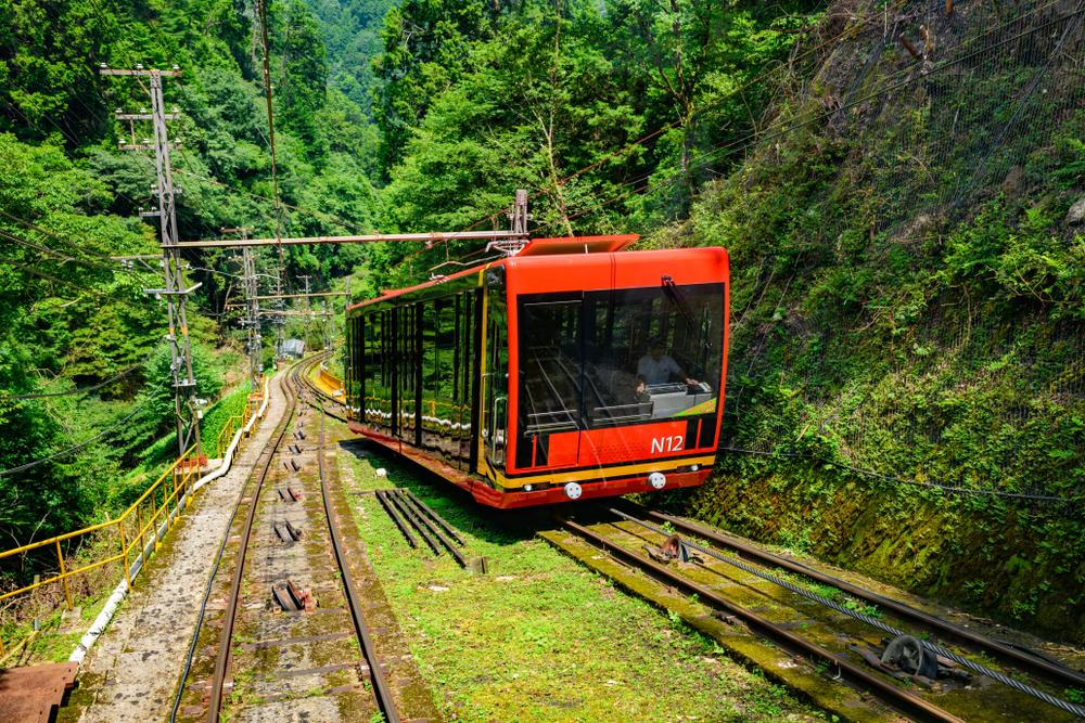 Koyasan World Heritage Ticket  Train Travel Pass