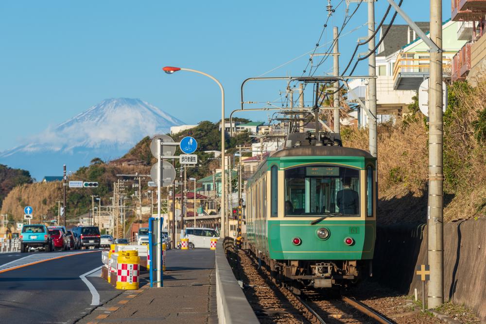 Odakyu Enoshima Kamakura Free Pass Train Travel Pass
