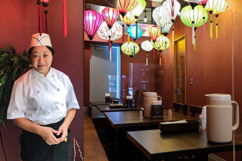 ร้านอาหาร thai than โตเกียว