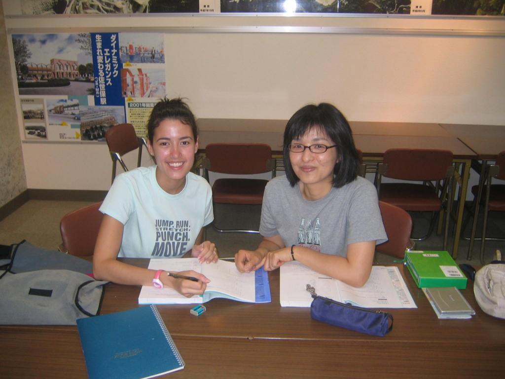 Lớp học tiếng Nhật tình nguyện miễn phí