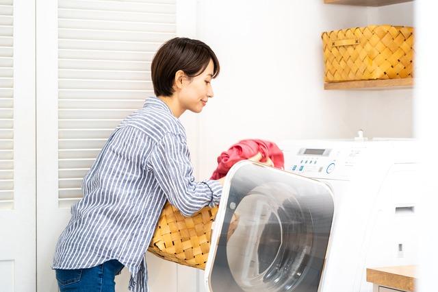 giặt quần áo