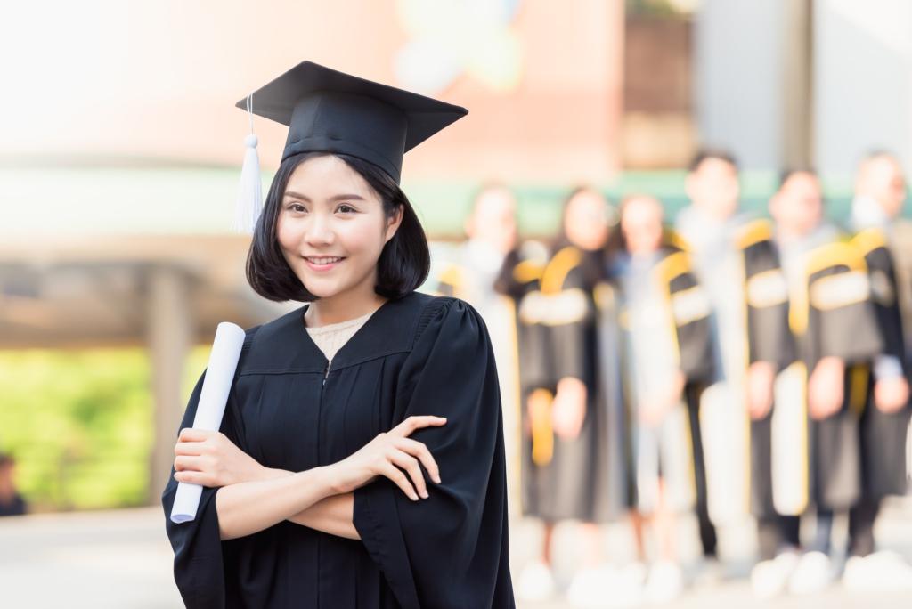 gal graduating
