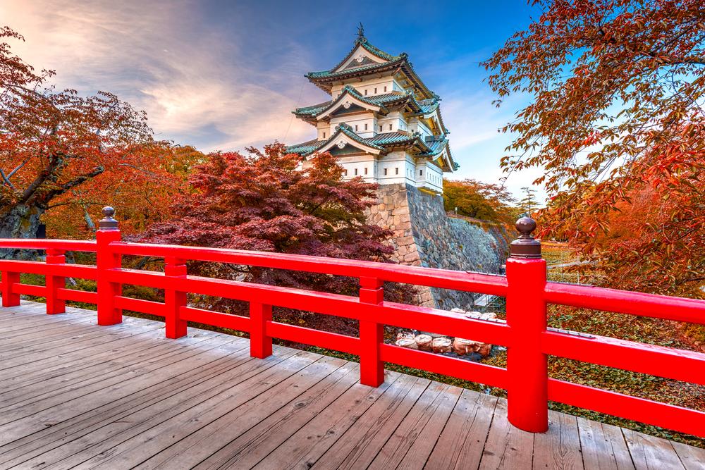 히로사키 성