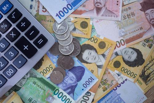tiền tệ Hàn Quốc