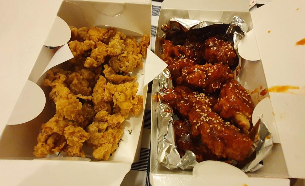 일본 치킨