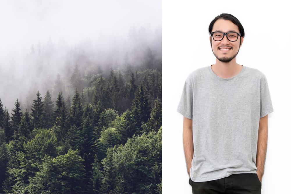 Forest (mori) vs friend (Mori)