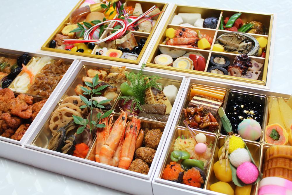 jubako osechi box
