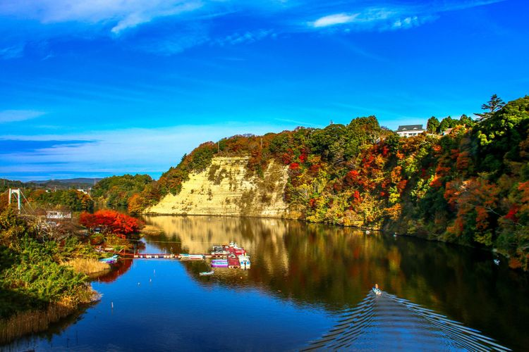 hồ kameyama