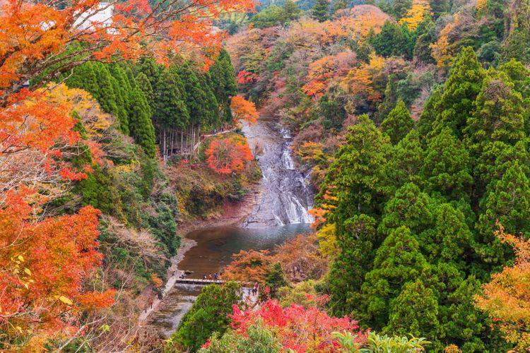 Thung lũng Yoro - Keikoku