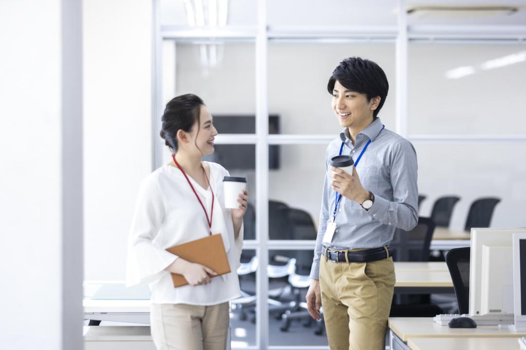 일본 회사 생활