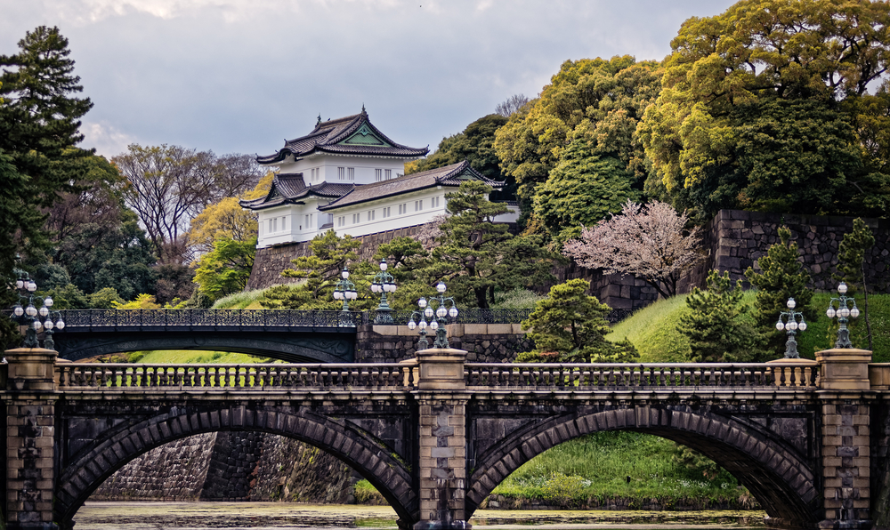 Imperial Palace jogging route best jogging spots in Tokyo