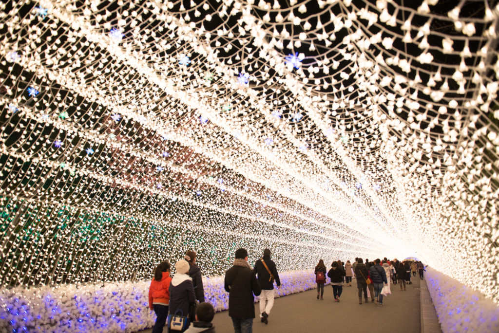 Nabananosato Illumination