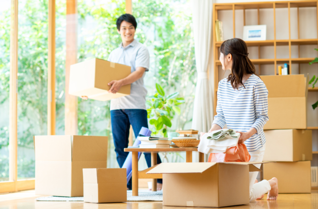 best moving companies in japana moving day packing