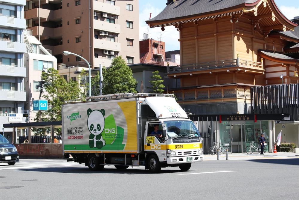 best moving companies sakai japan truck