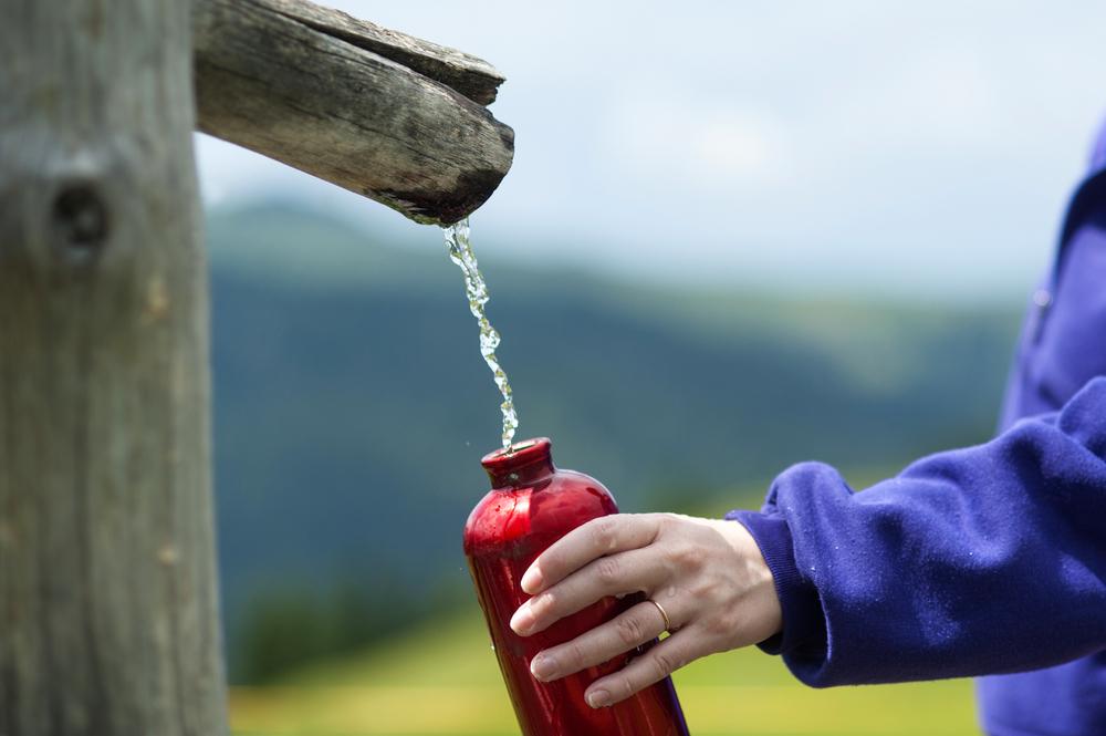 Refilling water
