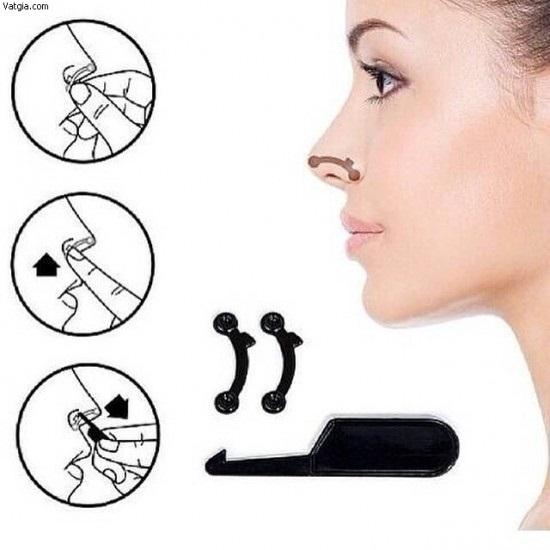 Sản phẩm làm đẹp: dụng cụ nâng mũi tạm thời CatMoz