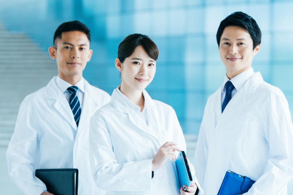bác sỹ Nhật Bản