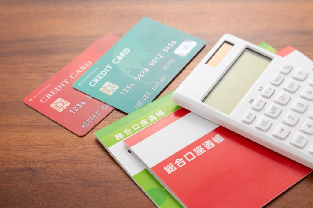 thẻ tín dụng tại Nhật