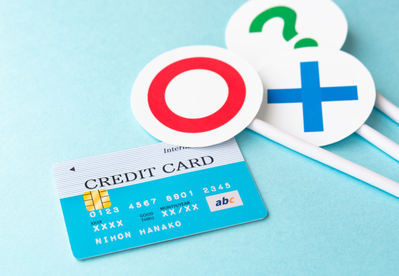 thẻ tín dụng tại Nhật Bản