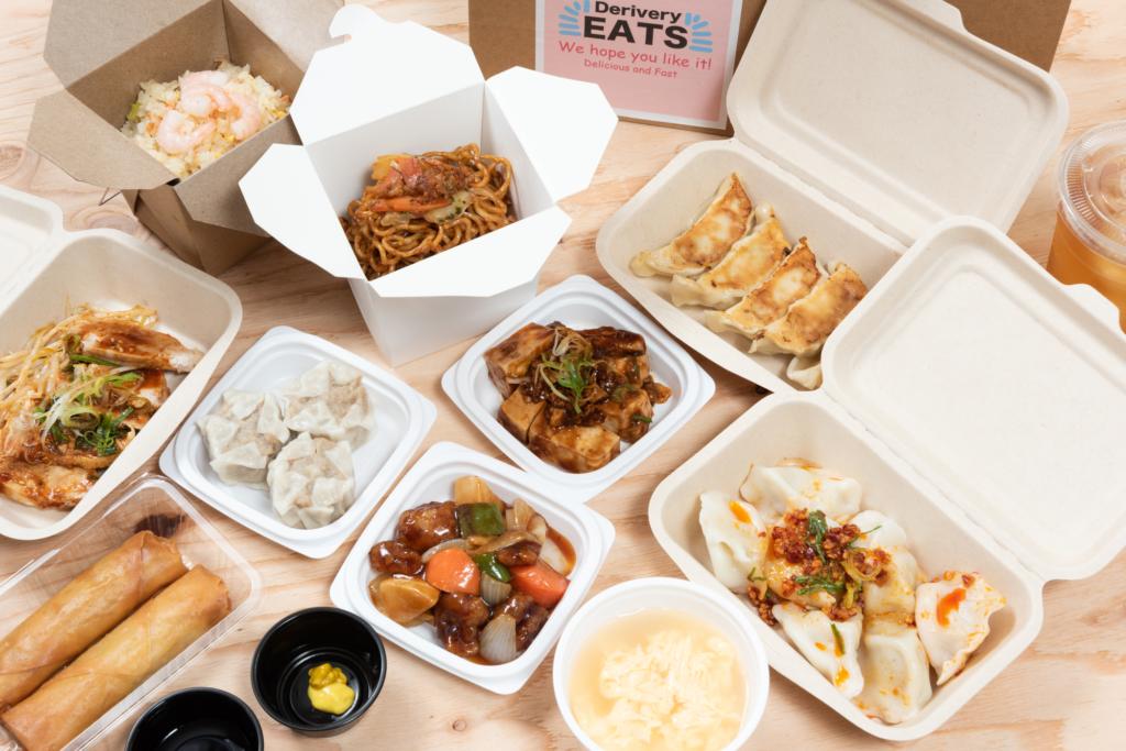 일본 배달 음식