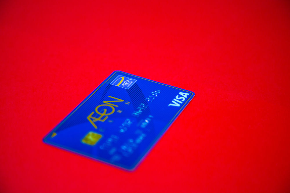 thẻ tín dụng aeon