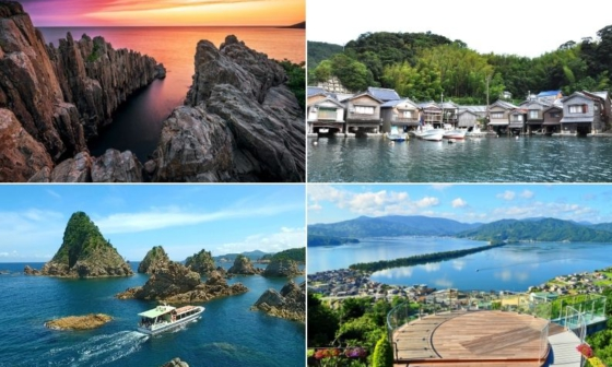 Sea of Japan sightseeing spots