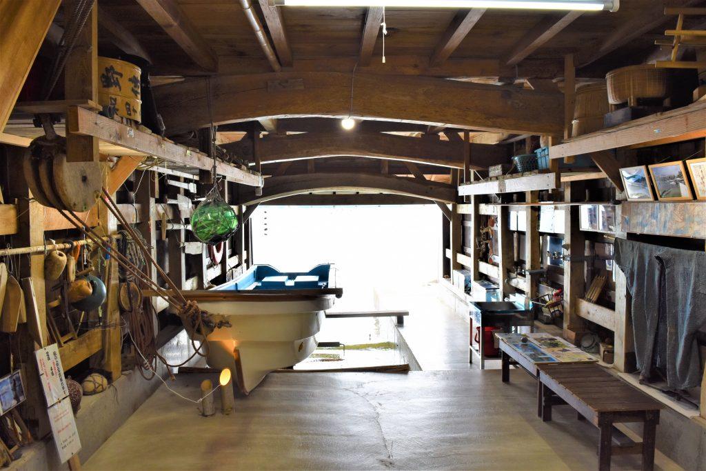 Ine boat house Koyomaru
