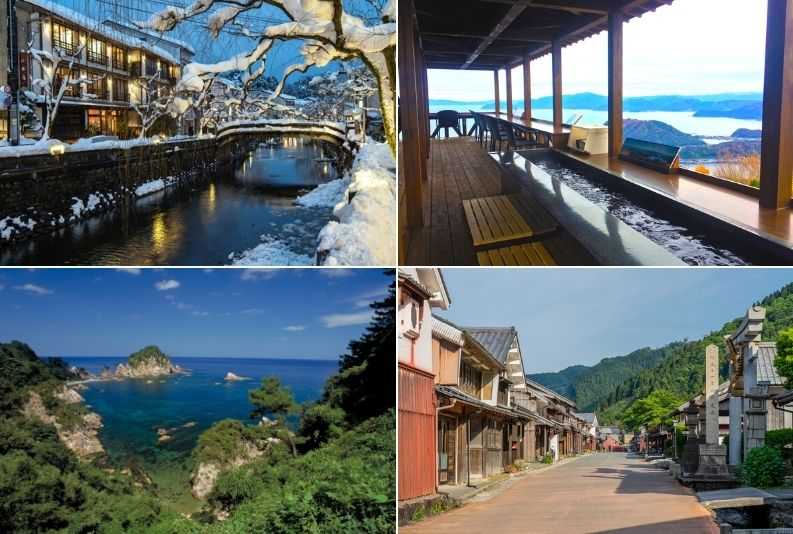 Kansai weekend getaway destinations