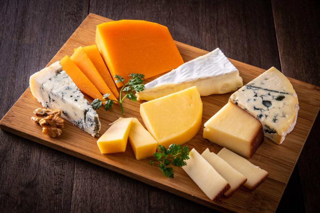 치즈 술안주