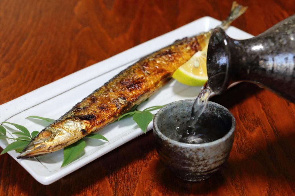 일본 생선구이