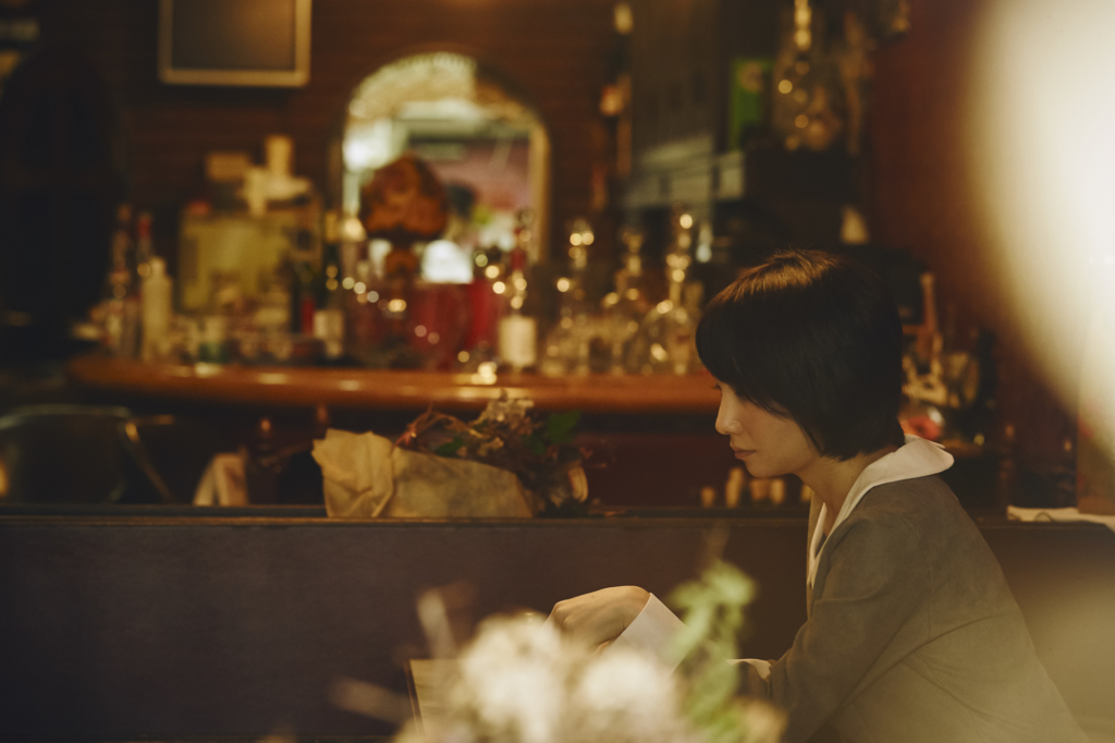 喫茶店充滿復古氛圍的店內