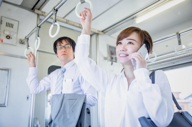 일본 생활에서 한국보다 불편한 점. 대중교통 이용 시에는 입을 다물라