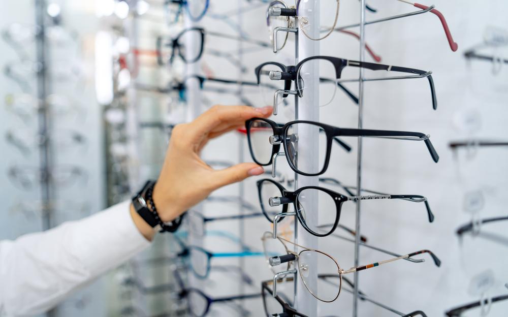 lựa chọn kính mắt