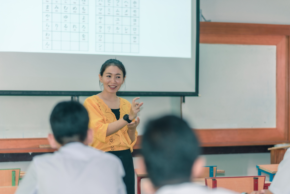 ways to choose japanese language school in japan class size and demograhics