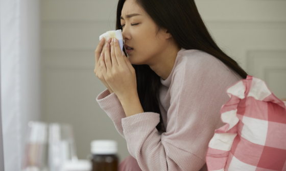 fight kafunsho hay fever in japan