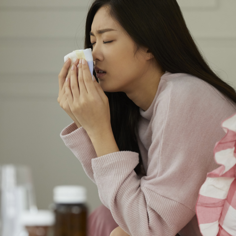 fight kafunsho hay fever in japan