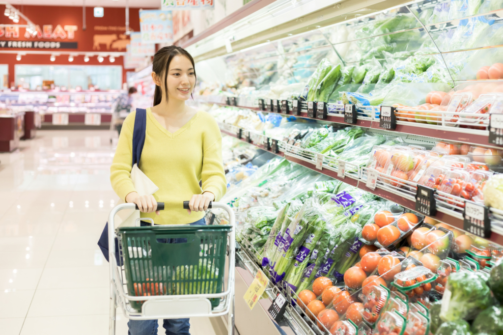 budget shopping in tokyo cheap supermarkets