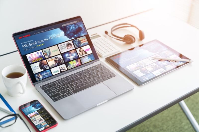 dịch vụ xem phim trực tuyến