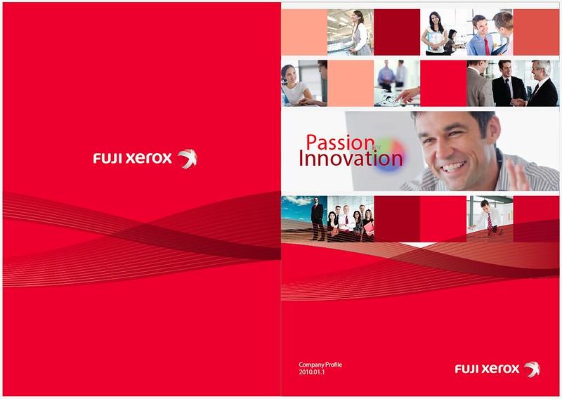 công ty nước ngoài tại Nhật Bản Fuji Xerox