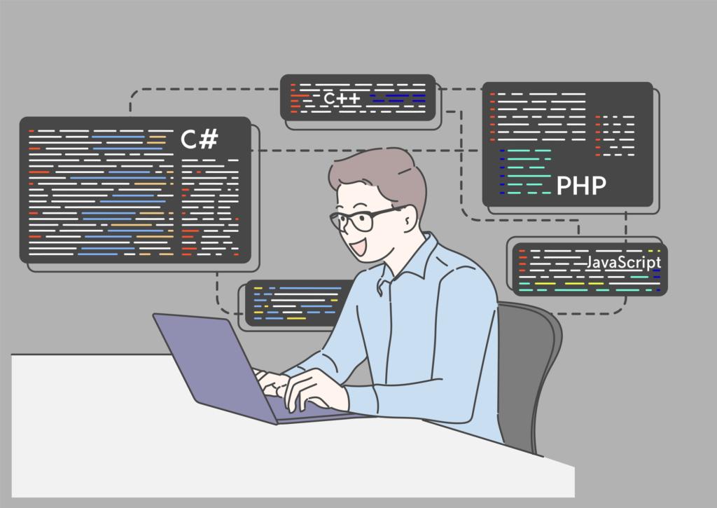 các ngôn ngữ lập trình