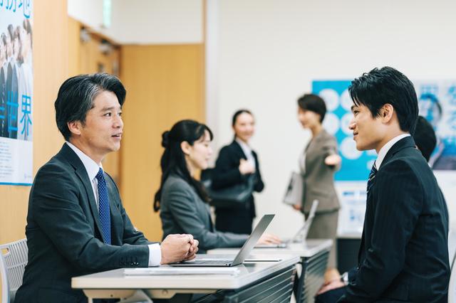 Tích cực tham gia hoạt động tìm việc tại Nhật