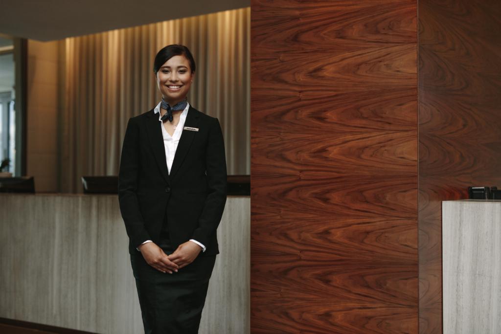 호텔 취업